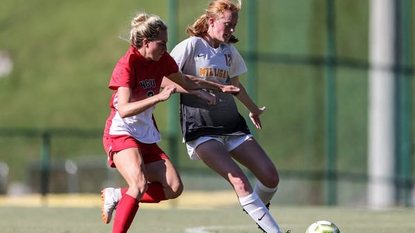 Lady Buffs' soccer shut out at home