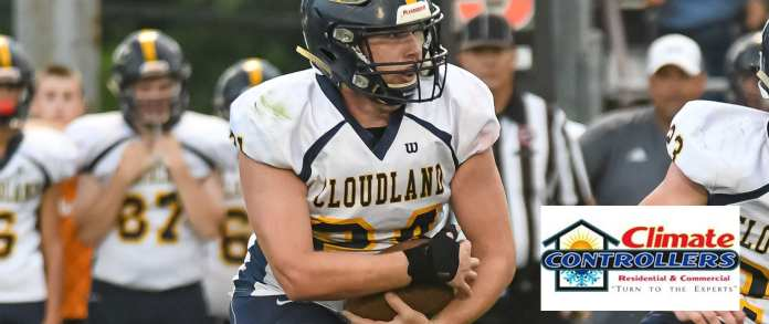 Cloudland's Blair named Climate Controllers Player of the Week