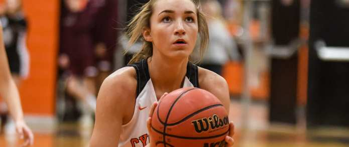 Lady Cyclones roll past Science Hill