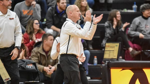 Milligan's Aubrey steps down as women's basketball coach