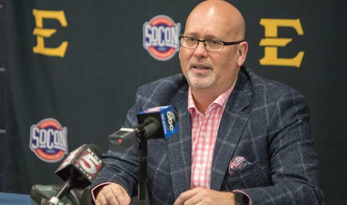 Forbes Leaves ETSU for Wake Forest
