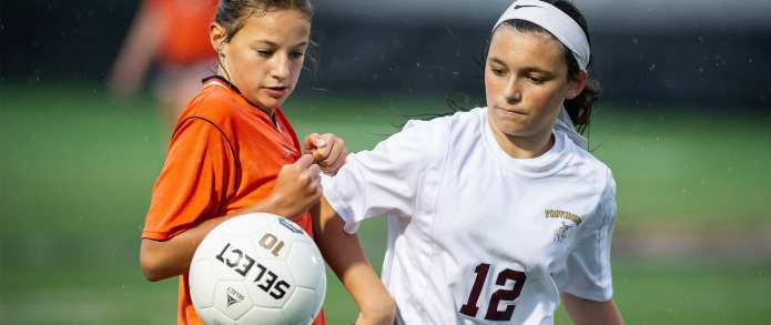 Photo Gallery: TAD Girls Soccer vs. Providence