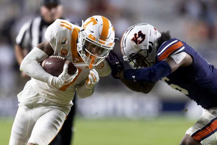 Vols Falls To Auburn On The Road