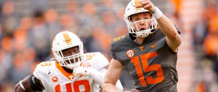 Quarterback Battle Takes Center Stage During Orange and White Game