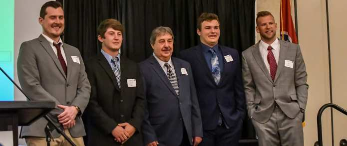 Photo Gallery: Carter County Well Represented at NFF Mountain Empire Chapter Hall of Fame Grand Opening