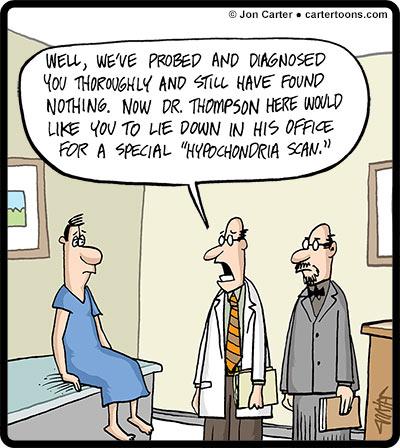 Hypochondria-Scan