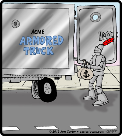 ArmoredDriver
