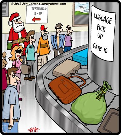 SantaLuggage