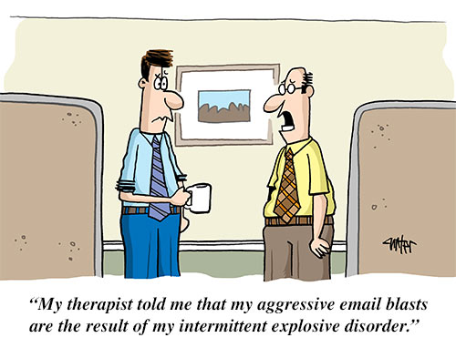 Email-Disorder