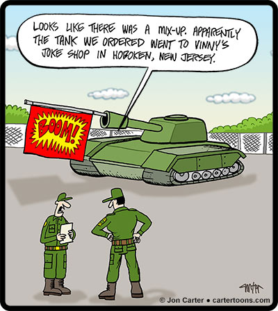 Joke-Tank