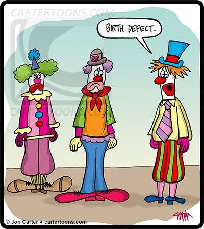 Clown-DefectWM