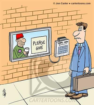 Digital-Beggar