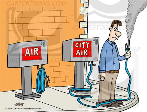 City-Air-Machine