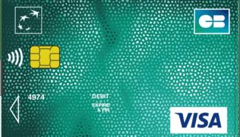 Visa Classic De BNP Paribas