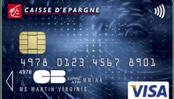 Carte Bancaire Visa Classic.Visa Premier De La Caisse D Epargne Au Prix De 160 An