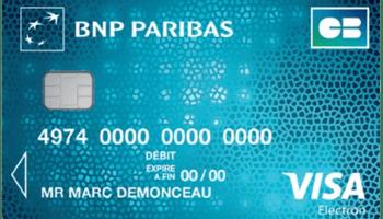 Visa Electron Sensea De La Caisse D Epargne A Debit Immediat