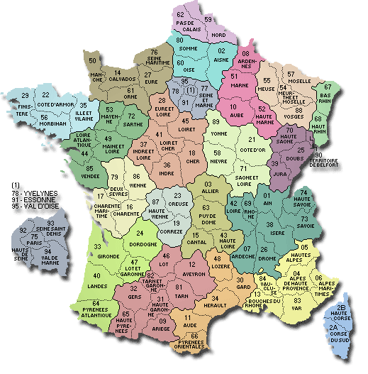 What Are 5 Rivers Border France
