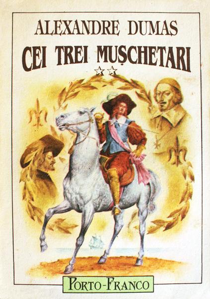 Imagini pentru cei trei muschetari carte