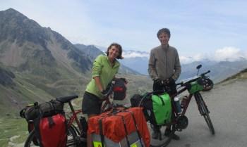 L'équipe de CartoCyclo en voyage à vélo