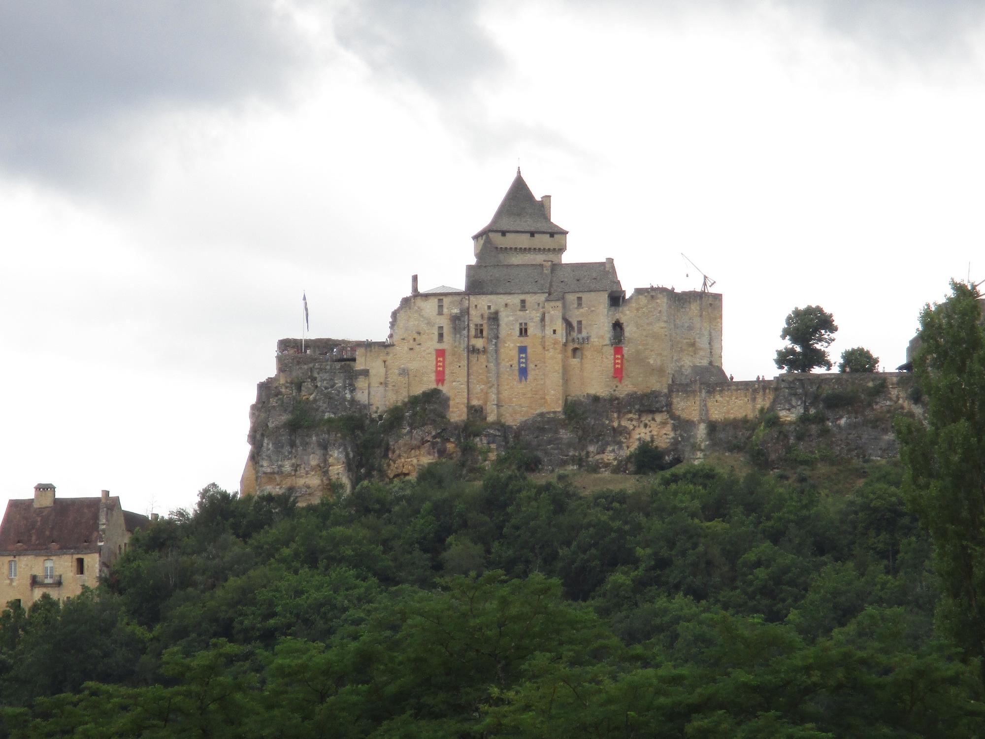 Château de Castelnau-la-Chapelle