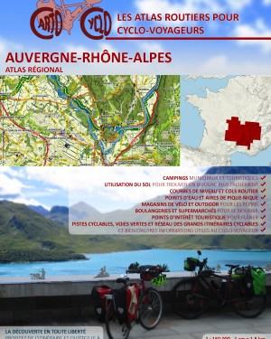 Atlas Régional: Auvergne-Rhône-Alpes
