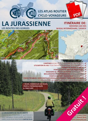 La Jurassienne - 2 Jours - Intermédiaire