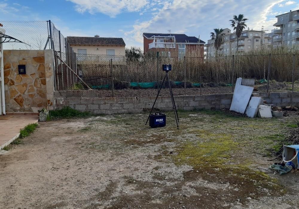 Proyecto de obra civil de rectificación catastral en la localidad de Daimuz 3