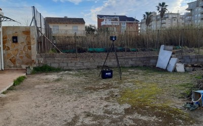 Proyecto de obra civil de rectificación catastral en la localidad de Daimuz