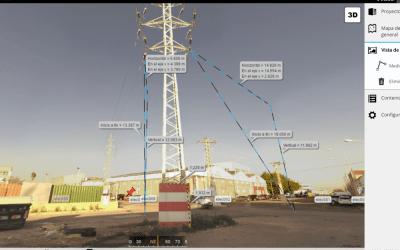Trabajos de Escáner 3D para el Polígono Industrial Horno de Alcedo.