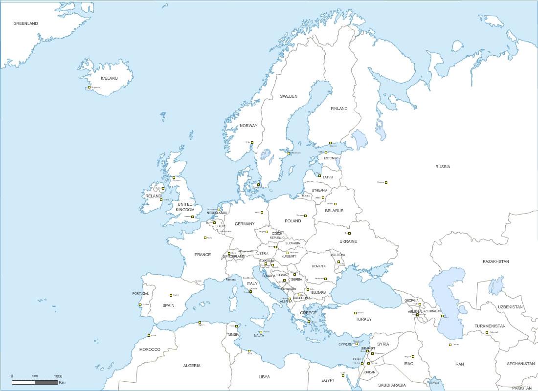 Cartograf Les Cartes Des Continents L Europe Page 4