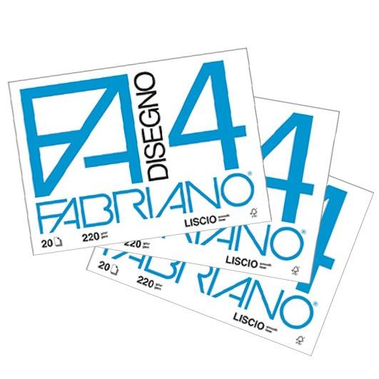 Album Fabriano 4 24x33