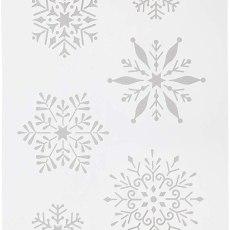 stencil fiochhi di neve