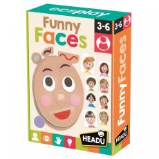 Giochi Headu - Funny Faces