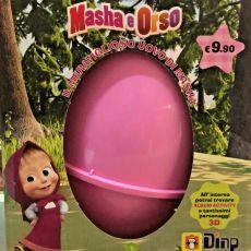 UOVO PASQUALONE MASHA E ORSO