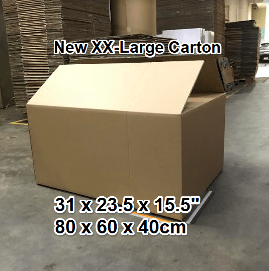 "15 Moving Storage Cardboard Boxes 6 x 3.5 x 2.5/"" S//W"