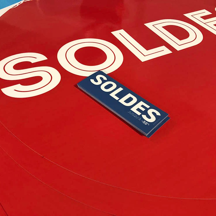 soldes photo sticker