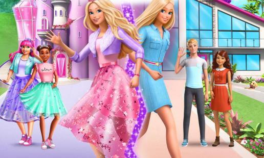 """""""Barbie Princess Adventure"""", o filme musical da Netflix"""