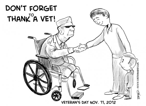 Image result for cartoon veterans day