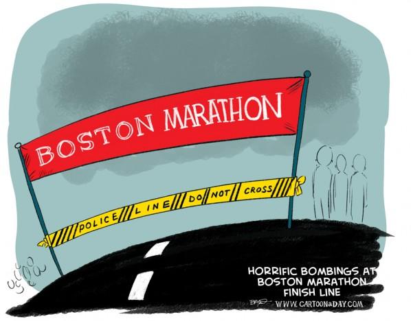 Finish Line Drawing Marathon
