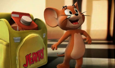 CG TOM & JERRY SPOT