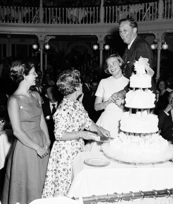 Walt Disney's Daughter, Diane Disney Miller, Has Died at 79