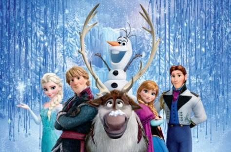 Frozen in top 5 van meest opgebrachte films aller tijde