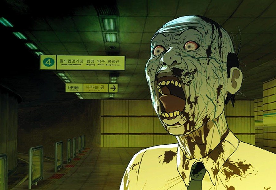Bilderesultat for seoul station movie pics