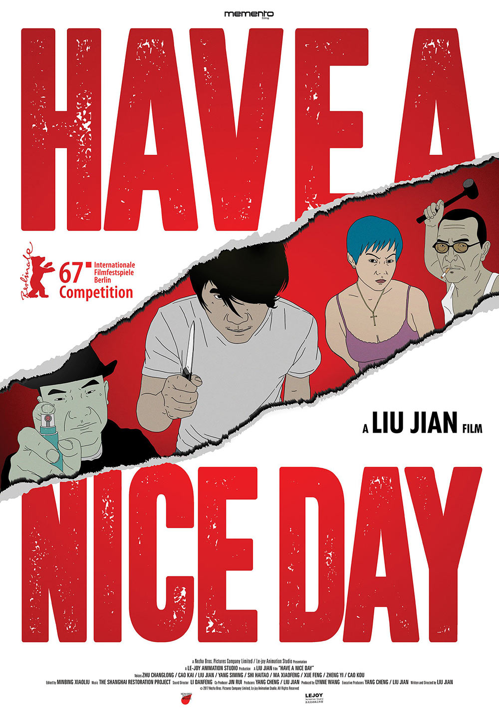 Image result for have a nice day film