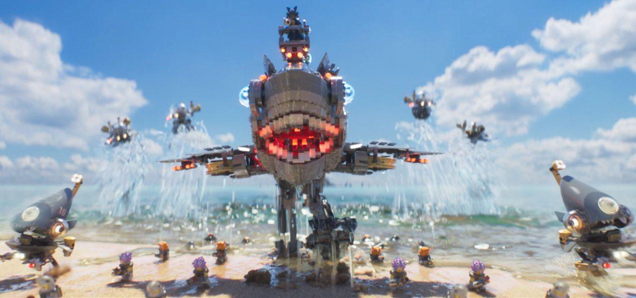 How Animal Logics RampD For The Lego Ninjago Movie