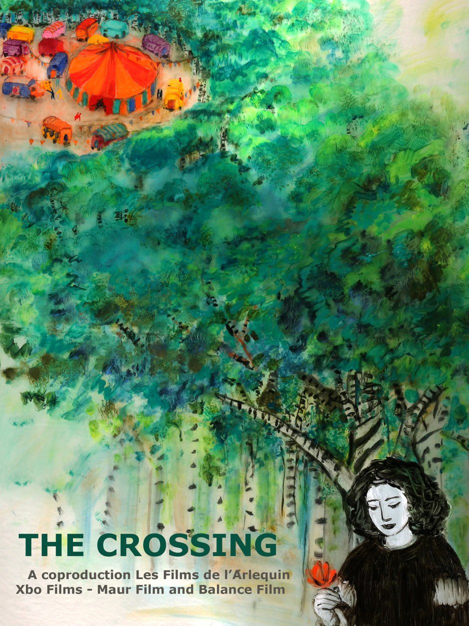 """Concept image for """"The Crossing."""""""