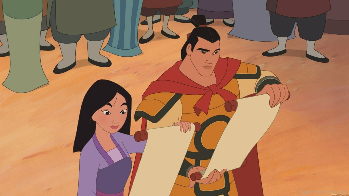 Image result for mulan reading