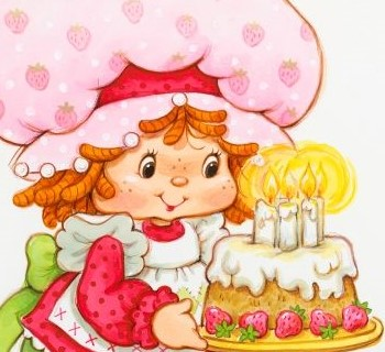 Strawberry Shortcake From Strawberry Shortcake Cartoon Cuisine Cartoon Cuisine