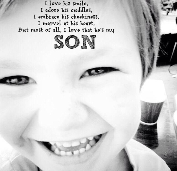 I You Love Son Quotes My