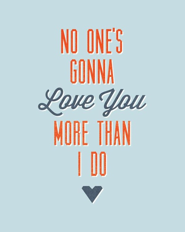 How Much Do U Love Me Quotes